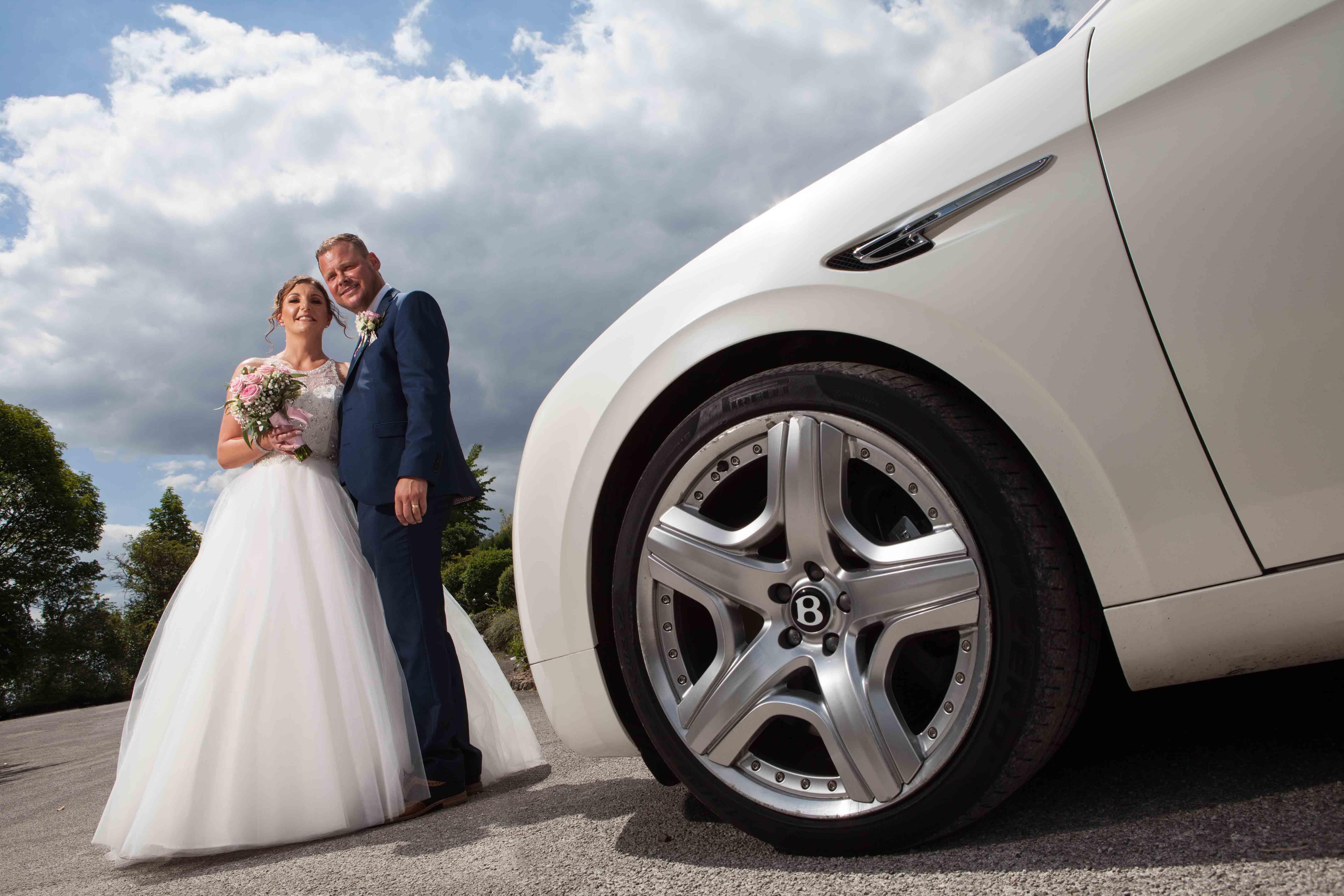 Blenheim House Wedding Photography