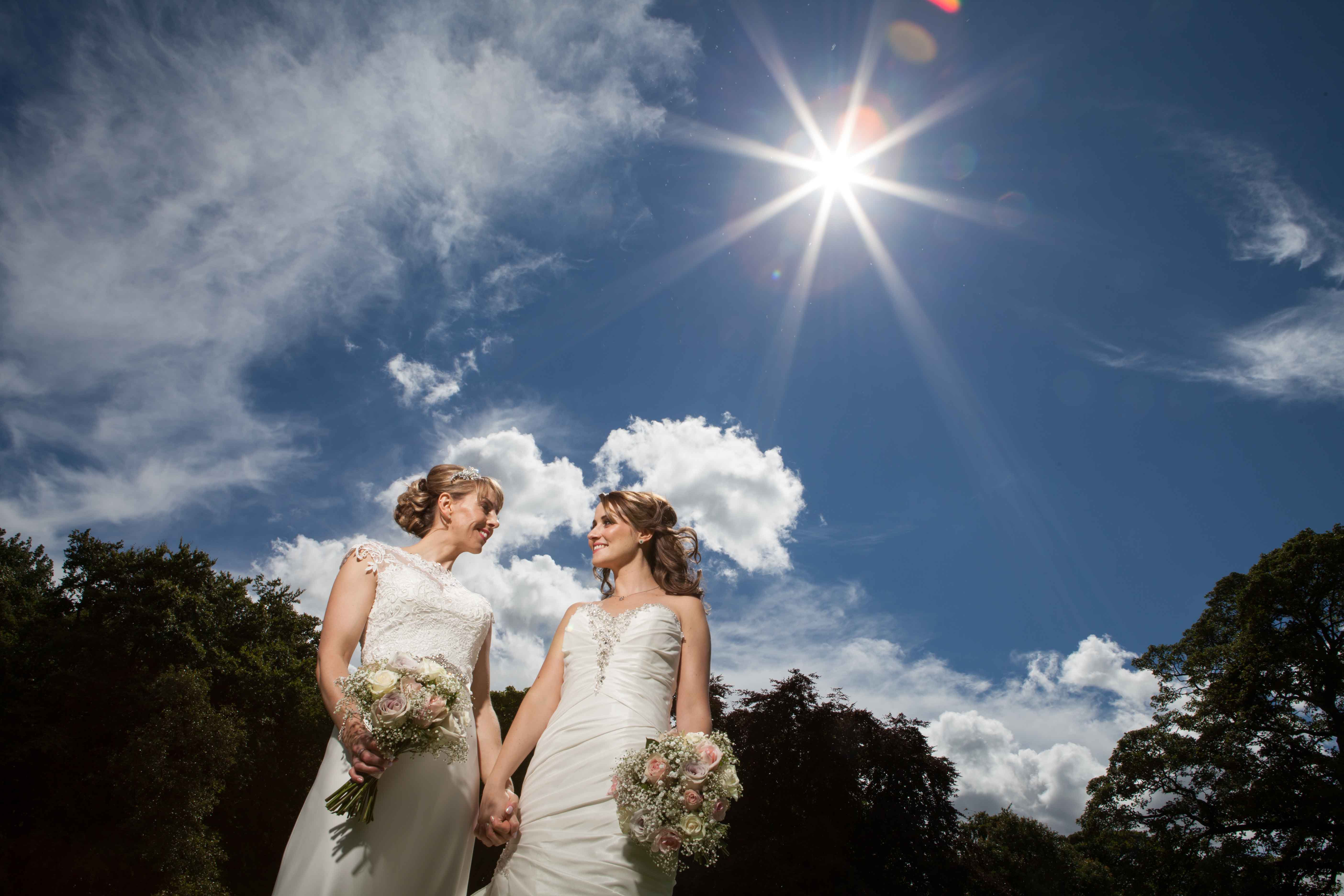 Gomersal Park Hotel Wedding Photography