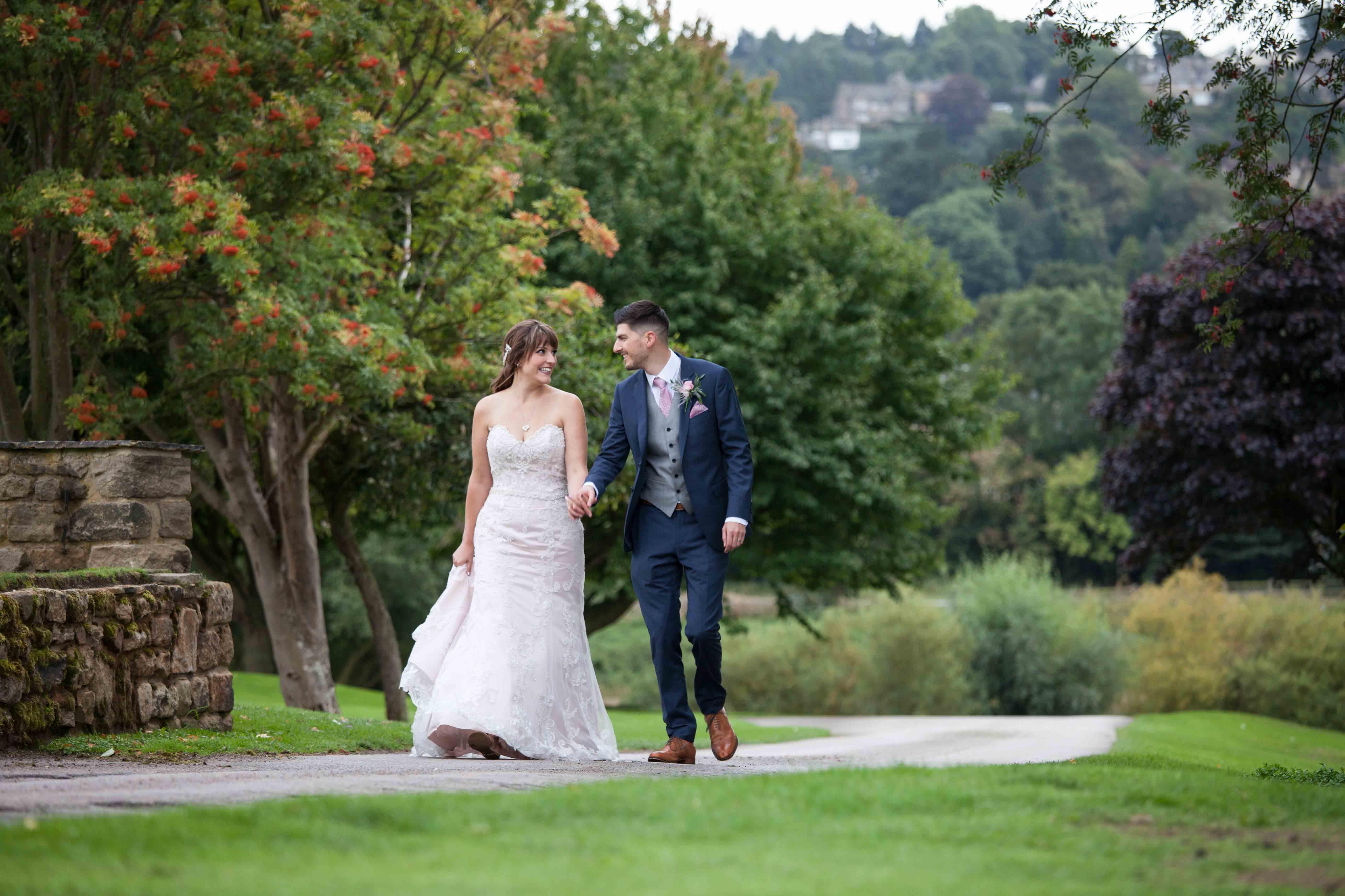 Keighley Golf Club Wedding Photography 002