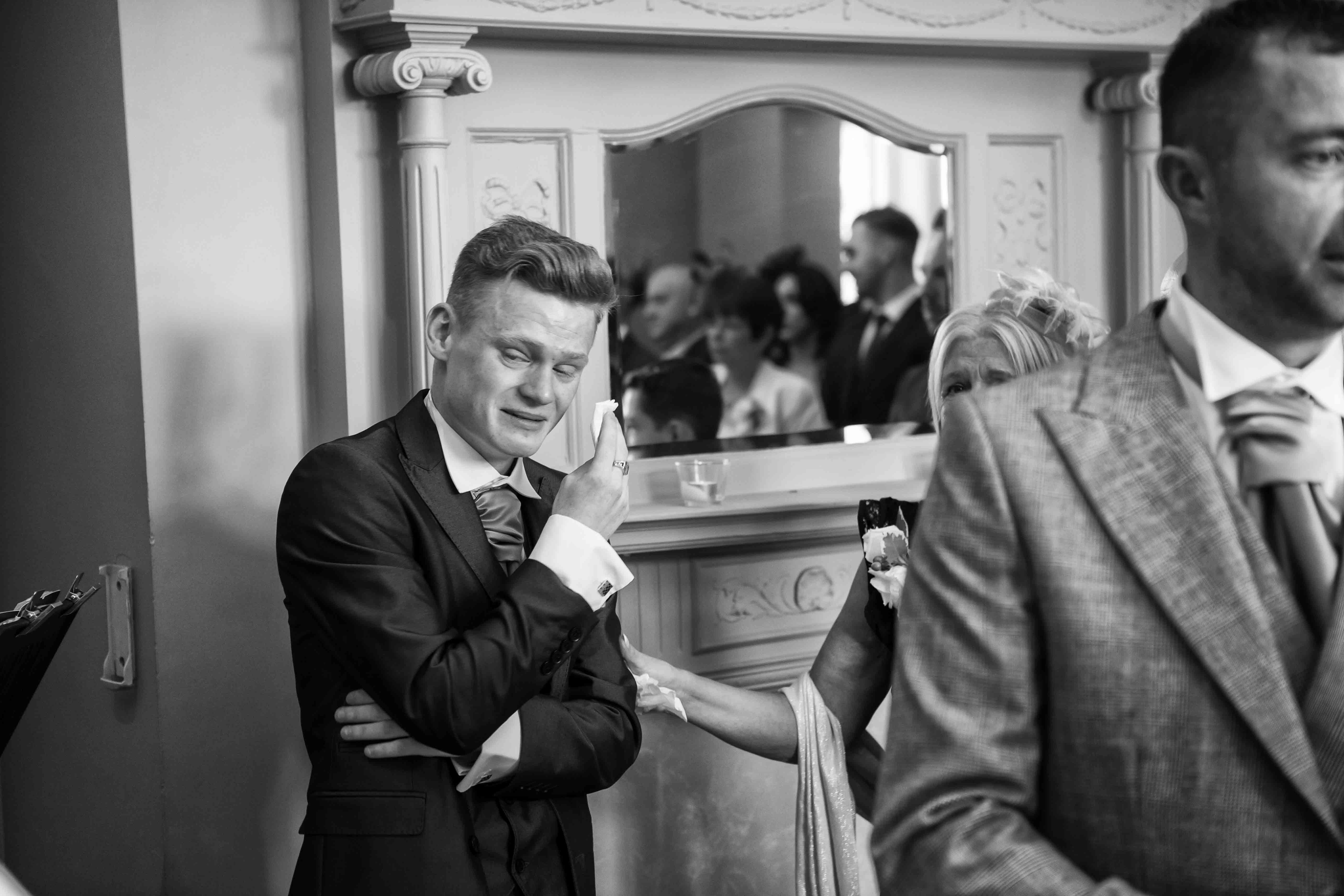 Woodlands Hotel Wedding Photography 003