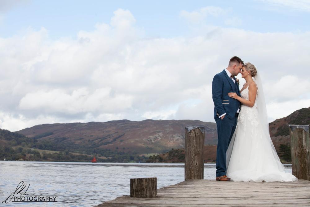 Lake District Wedding Photo